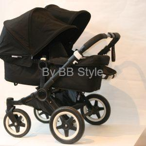 Bugaboo Donkey duo /all black
