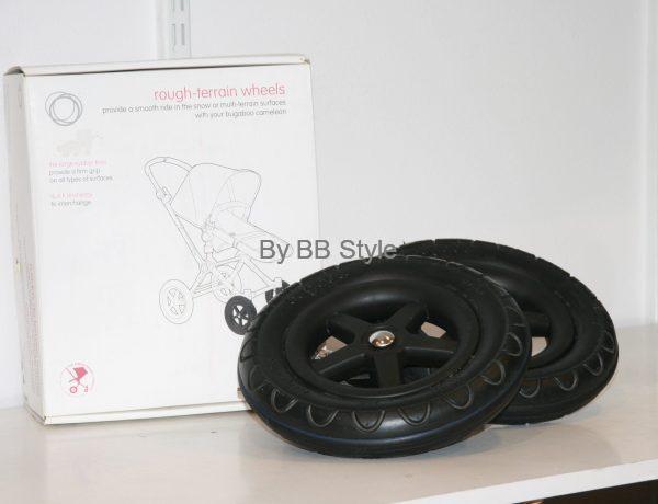 Bugaboo Cameleon3 terränghjul/vinterhjul